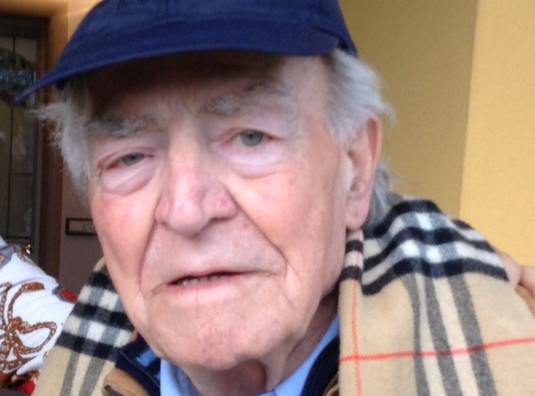 Incontrare Alfredo Bonazzi, il poeta
