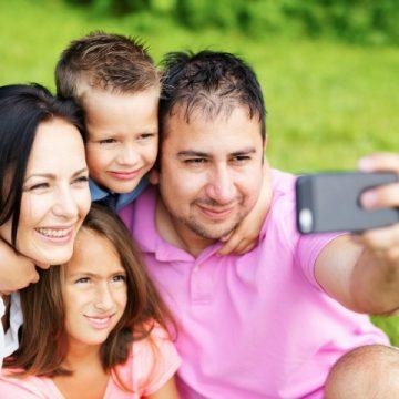 Genitori: basta foto dei figli sui social!
