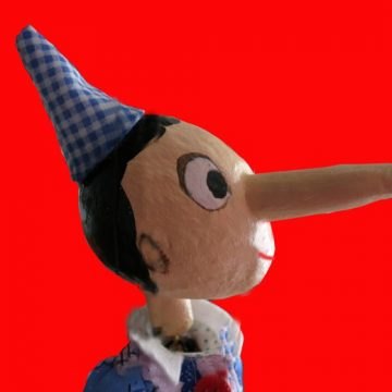 Le avventure di Pinocchio. Attualità di una storia