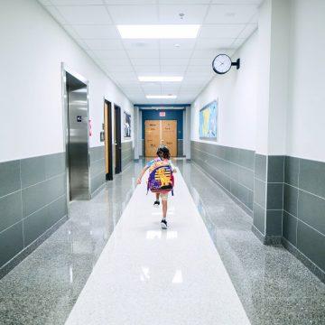 La ripartenza della scuola