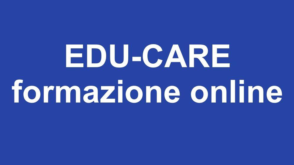 EDU-CARE    Formazione online per operatori