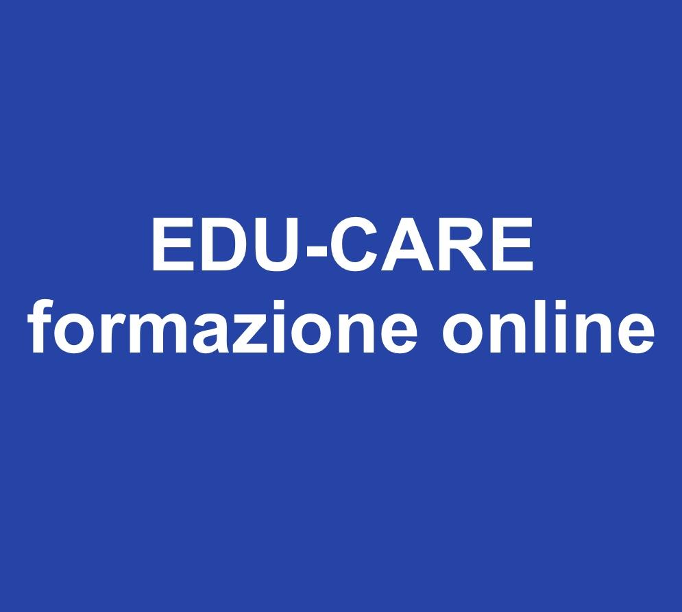 EDU-CARE formazione online