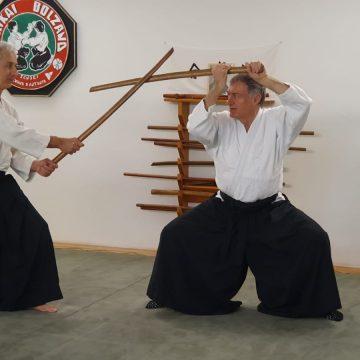 L' Aikido per l'attenzione e le emozioni