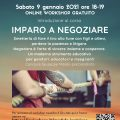 Workshop IMPARO A NEGOZIARE