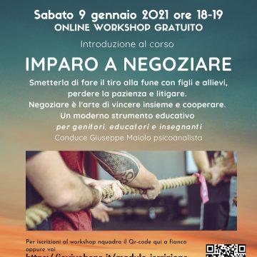 Workshop IMPARO A NEGOZIARE